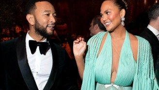 Chrissy Teigen Sure Sounds Like She'd Really Like To Try Eating A Human Being Sometime