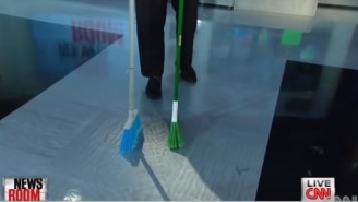 The Broom Challenge Has Taken Over The Internet But It Has Nothing To Do With NASA Or A Special Gravitational Pull
