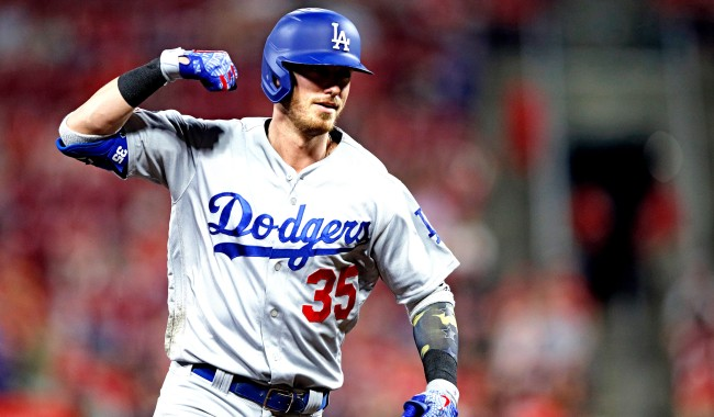 Cody Bellinger On 2017 Astros Everyone Knows They Stole The Ring