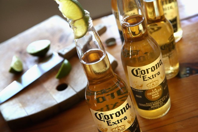 corona beer sales impacted coronavirus