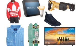 Daily Deals: 75-Inch TVs, Appliances, Furniture, Bonobos, Vineyard Vines, President's Day Sales And More!