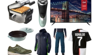Daily Deals: NBA And NCAA Gear, Waffle Makers, Rugs, Convection Ovens, Cast Iron Cookware, Ski Gear, Saucony Sale And More!