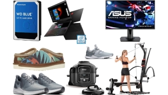 Daily Deals: Ninja Foodi, Gaming Laptops, Hard Drives, Bowflex, Nike Sneakers, Patagonia Clearance, Cole Haan Sale And More!