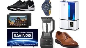 Daily Deals: Ninja Blenders, Nike Activewear, 75-Inch TVs, Watches, Foosball Tables, Allen Edmonds Sale And More!