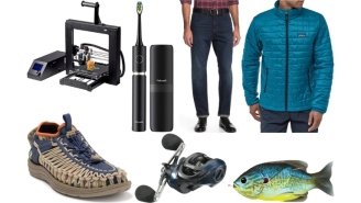 Daily Deals: 3D Printers, Patagonia Jackets, iPads, Hudson Jeans, KEEN Shoes, Lululemon Clearance, Finish Line Sale And More!