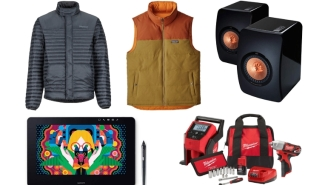 Daily Deals: Cintiq Creative Pen Display, Valentine's Day Chocolates, Power Tools, Marmot Clearance, Patagonia Sale And More!