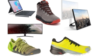 Daily Deals: Samsung Monitors, Salomon Sneakers, Merrell Hiking Shoes, Timberland Boots Sale And More!