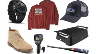 Daily Deals: Fishing Gear, Baseball Bats, Infrared Thermal Imager, NCAA Jackets, Under Armour Golf Gear, Patagonia Sale And More!