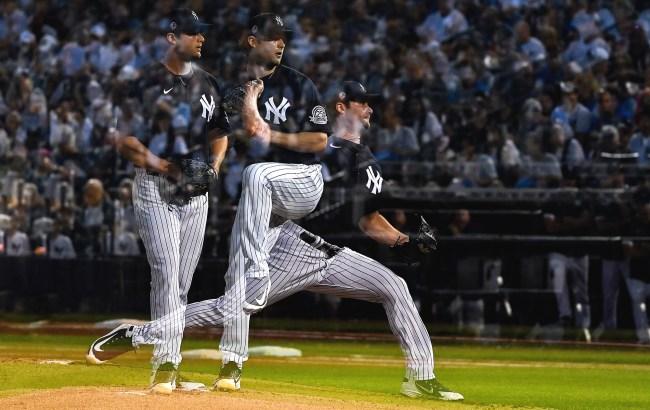 Dallas Braden Rips MLB For Not Televising Gerrit Coles Yankees Debut