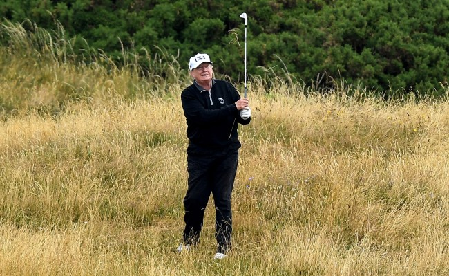 Donald Trumps Golf Expenses Make Him 10th Highest Paid Athlete In America