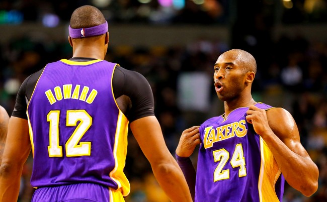 Dwight Howard Talks Death Of Kobe Bryant Says He Agreed To Help In Dunk Contest