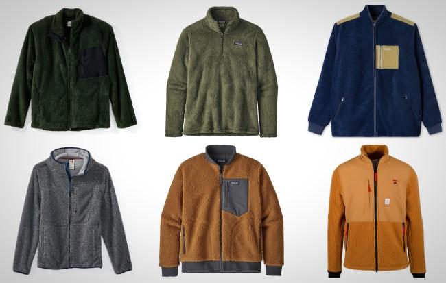 fleece jackets for men comfortable favorites for guys