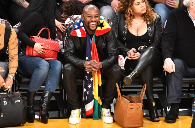 Floyd Mayweather Thinks He Shouldve Been Named Athlete Of The Decade