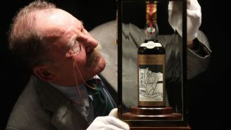 Largest Private Whisky Collection With 94-Year-Old Macallan Breaks Records, Sells For $4.3 Million, Had 1,600 Bidders