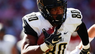 The Patriots Told Vanderbilt Tight End Jared Pinkney He Had A 'Loser's Mentality' After He Botched Interview Answer