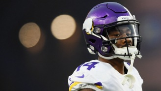 Stefon Diggs Is Treating The Vikings Like A Cheating Ex On Social Media And Patriots Fans' Pants Just Got Tighter