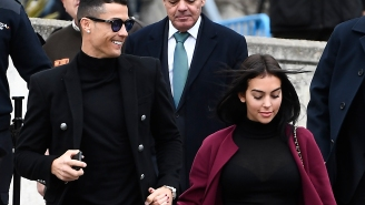 Cristiano Ronaldo Gives Fiancee A Monthly Allowance Equaling The Proceeds Of Less Than One Instagram Post