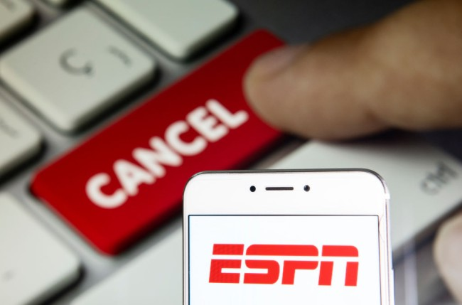 espn cancelling high noon