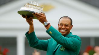 Tiger Woods Has New Hair, Delicious Menu For Masters Champion Dinner Before Back-To-Back Green Jacket Pursuit