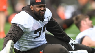 Browns' Greg Robinson Tried To Pay Friend To Take Blame For 157 Pounds Of Weed Found In Car But Friend Snitched On Robinson Instead
