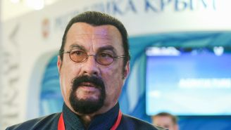 Steven Seagal Finds Out He Is Not Above The Law, Ordered To Pay Over $300,000 By SEC For Cryptocurrency Crimes