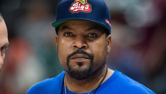 Ice Cube Wants Credit For New NBA All-Star Game Format, Quite Possibly Thinks He Invented Playing Basketball Without A Clock And To A Target Score