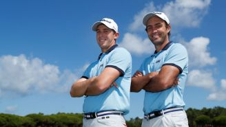 Two European Tour Players Were Quarantined Over Coronavirus Concerns But They've Now Been Released To Play Oman Open