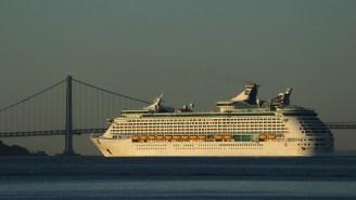 A Cruise Ship Docked in Bayonne, NJ Has Possible Coronavirus Patients On Board