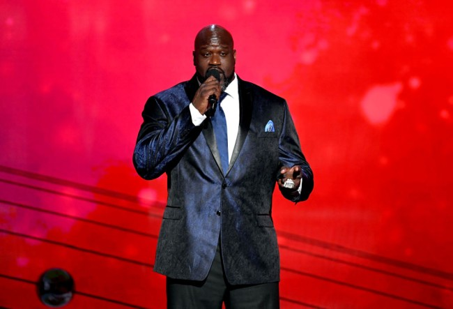 Shaquille O'Neal is selling his house in the Bell Canyon neighborhood of Los Angeles in an Instagram video.