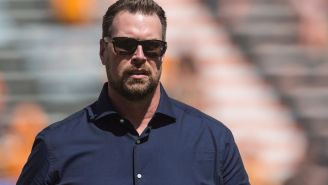 Ryan Leaf, All-Time Great NFL Bust, Doesn't Think Tua Tagovailoa Is A Top 5 QB In The 2020 NFL Draft Class