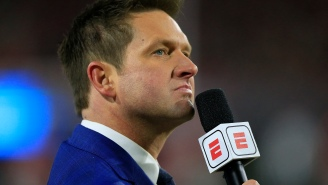 Todd McShay Explains That He Couldn't Bring Himself To Watch The NFL Draft While Recovering In The Hospital: 'I Felt Like I Was Letting Everyone Down'
