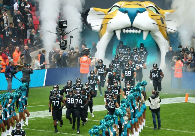 jacksonville jaguars london