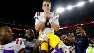 Joe Burrow Sounds Personally Offended When Recalling An Insulting Offer From Nick Saban And Alabama In 2018