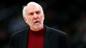 Gregg Popovich Rips Reporter In Perfect Popovich Fashion After LeBron James' Torching Of The Spurs