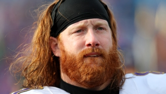 Ravens' Hayden Hurst Details Battle With Anxiety And Depression That Left Him Handcuffed To A Hospital Bed