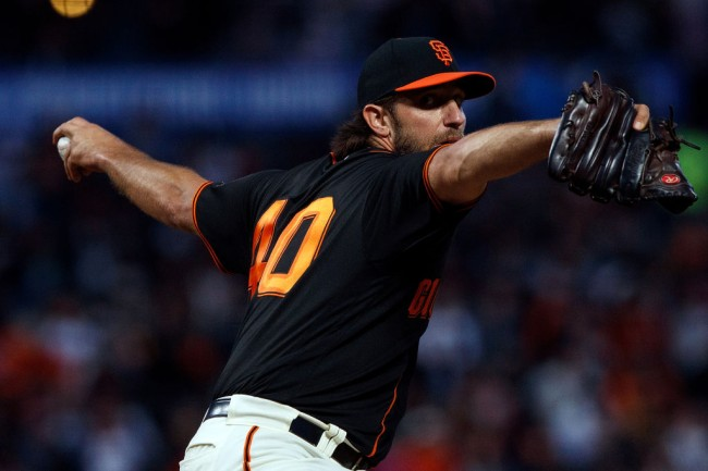 """Madison Bumgarner secretly competes in rodeoes under the alias, """"Mason Saunders,"""" and has won prize money."""