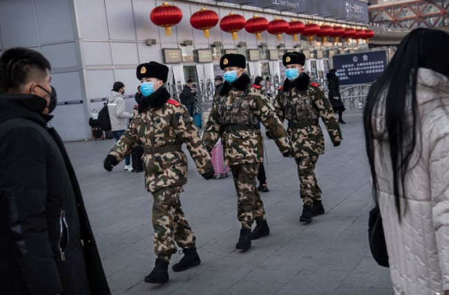 Coronavirus Update: Death toll and cases rise, videos emerge from China showing Chinese citizens being forcibly taken to hospitals and haunting footage of Wuhan.