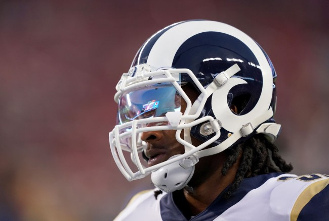 todd gurley willing to sit out season covid
