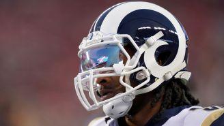 Todd Gurley 'Prepared To Not Play' If NFL Doesn't Put In Place A COVID-19 Plan He's Comfortable With