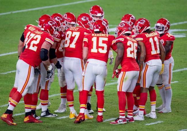 Patrick Mahomes and the Kansas City Chiefs