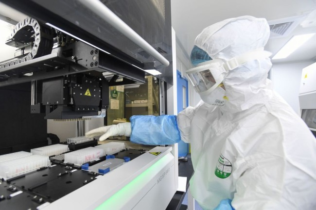 Beijing-sponsored South China University of Technology concludes that the killer coronavirus probably originated from Wuhan Center for Disease Control and the Wuhan Institute of Virology