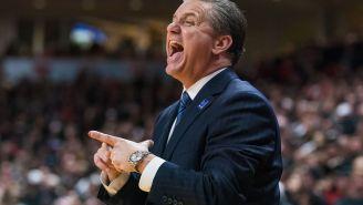 John Calipari Explains How 'We Can Play The NCAA Tournament In A Bubble'