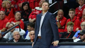 Fred Hoiberg Has Perfect Reaction To Tom Izzo Starting His Son Against His Cornhuskers: 'Sh*t, That's Jack'