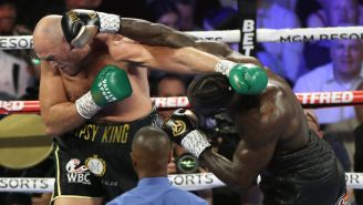 President Trump Wants To Invite Tyson Fury And Deontay Wilder To The White House