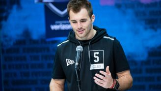 Jake Fromm Has A Message For Everyone Questioning Him And His Small Hands