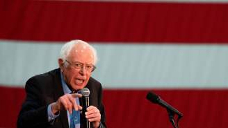 NFL Owners Are Reportedly Afraid Of Bernie Sanders Winning The Democratic Nomination