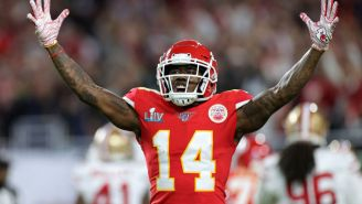 Sammy Watkins Says He Will Play Next Season And Will Focus On His Mental Health During Downtime This Offseason