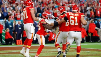 The Chiefs Used An Ancient Trick Play From Michigan's 1948 Rose Bowl That Led To Kansas City's First TD Of The Super Bowl
