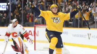 Mikael Granlund Puts The Team On His Back, Pushes Predators To Win With Wild Last-Second Goal Before Scoring OT Winner