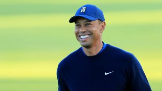 Tiger Woods Helps Amateurs With Their Golf Swings Offering Up Detailed Tips In Insightful Video
